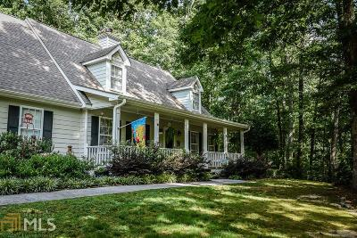 Loganville Single Family Home New: 4765 Watson Mill Ct