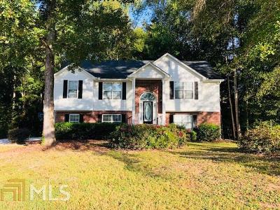 Loganville Single Family Home New: 755 Ridge Ter