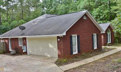 Fortson Single Family Home New: 5840 Ga Hwy 219