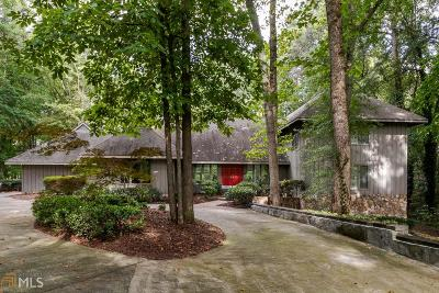 Alpharetta Single Family Home New: 9610 Farmbrook Ln