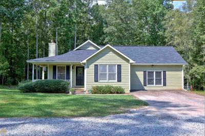 Senoia Single Family Home Under Contract: 1476 Dead Oak Dr