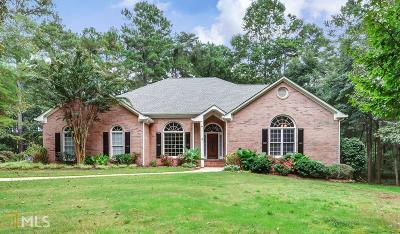 Milton Single Family Home Under Contract: 2385 Old Northpark Ln