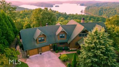 Ellijay Single Family Home For Sale: 29 Carters Cove Rd