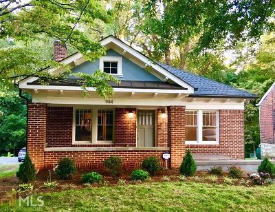 Sylvan Hills Single Family Home New: 944 Harte Dr