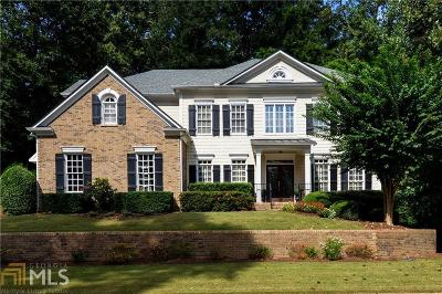 Smyrna Single Family Home New: 3220 Collier Gate Ct