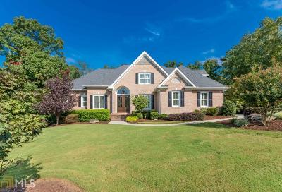 Gwinnett County Single Family Home Under Contract: 895 River Rush Dr