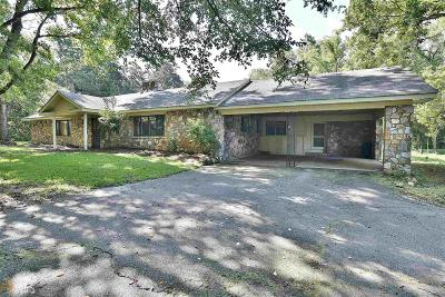 Hamilton Single Family Home For Sale: 12790 E Ga Hwy 116