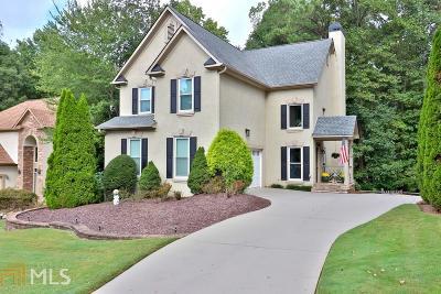 Woodstock Single Family Home Under Contract: 610 Villa Estates Ln
