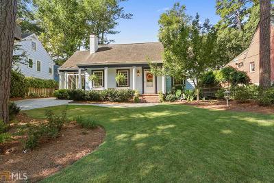 Morningside Single Family Home New: 1742 Pine Ridge Dr