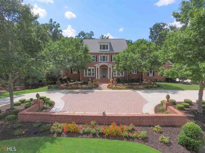 Fayetteville GA Single Family Home New: $1,395,000