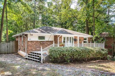 Decatur Single Family Home New: 3639 N Druid Hills