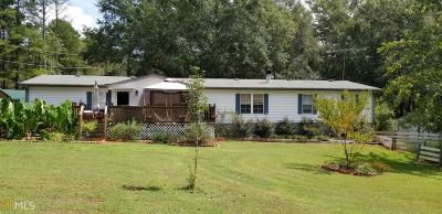 Statham Single Family Home New: 52 Thurmond Rd