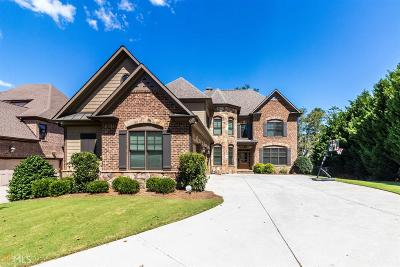 Roswell Single Family Home New: 4725 Cambridge Approach Cir