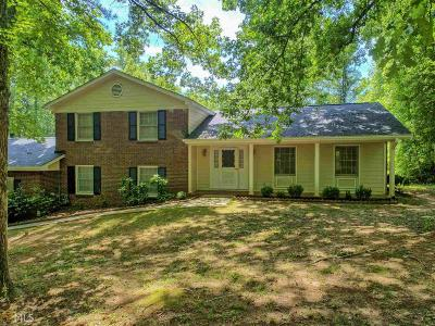 Fayette County Single Family Home New: 108 Carriage Ln