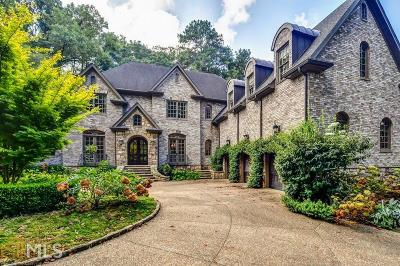 Buckhead Single Family Home New: 1118 W Wesley Rd