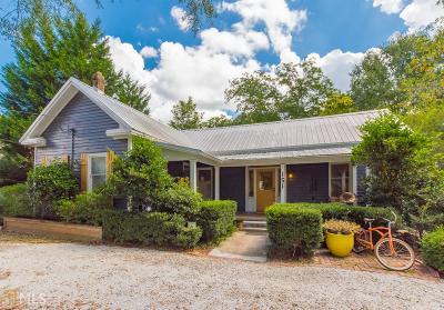 Senoia Single Family Home Under Contract: 151 Main St