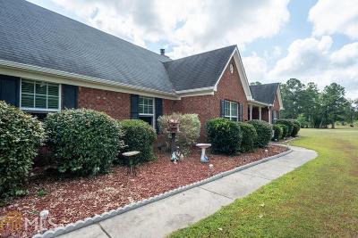 McDonough Single Family Home Under Contract: 813 S Ola Rd