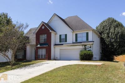 Covington Single Family Home New: 35 Bermuda Cir
