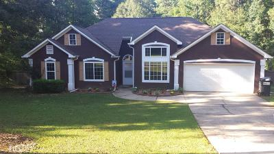 Senoia Single Family Home Under Contract: 78 Apache Pointe Dr