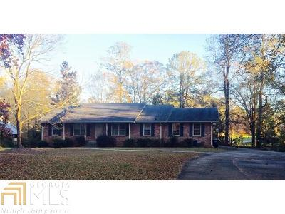 Griffin Single Family Home Under Contract: 1112 Lake Placid Dr