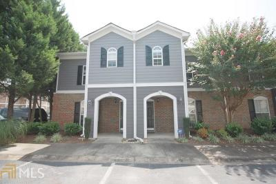 Norcross Condo/Townhouse Under Contract: 920 Summer Pl
