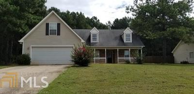 Covington Single Family Home Under Contract: 80 Wynfield