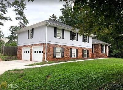 Roswell Single Family Home New: 200 Hembree Rd
