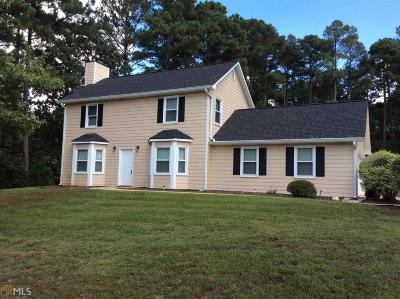 Covington Single Family Home New: 45 Mill Chase