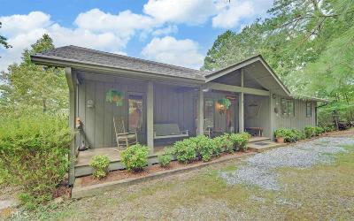 Sautee Nacoochee Single Family Home For Sale: 552 Grimes Nose