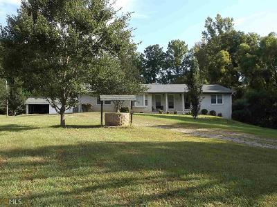 Griffin Single Family Home New: 5085 Newnan Rd