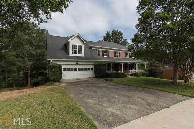 Snellville Single Family Home For Sale: 2837 Moorings Pkwy