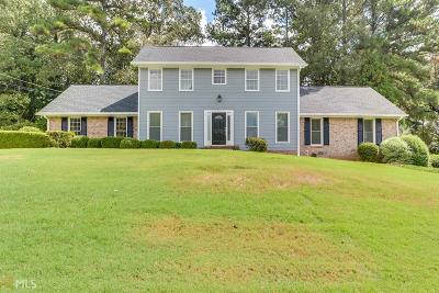 Stone Mountain Single Family Home New: 4252 Kings Troop Rd
