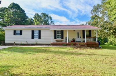 Troup County Single Family Home Under Contract: 519 E Boyd Rd