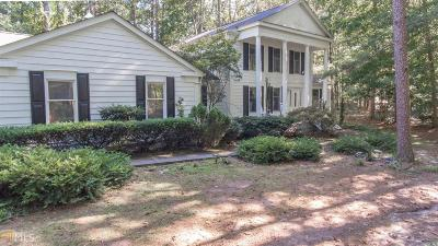 Peachtree City Single Family Home New: 209 Woodland Dr