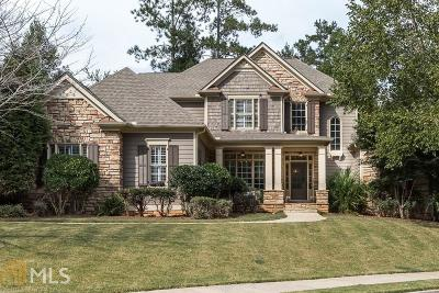 Acworth Single Family Home Under Contract: 2408 Black Swan Ln