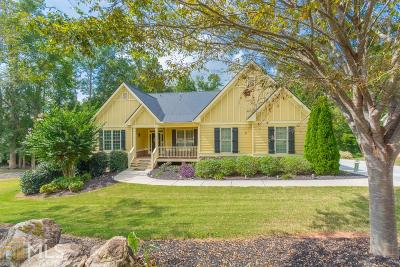 Hoschton Single Family Home For Sale: 122 Durham Dr