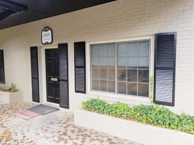 Atlanta Commercial For Sale: 4651 Roswell Rd #D307
