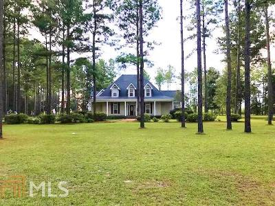 Brooklet Single Family Home New: 6415 Highway 119 N