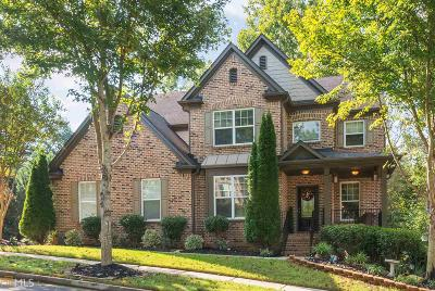 Gwinnett County Single Family Home New: 3412 Preservation Cir