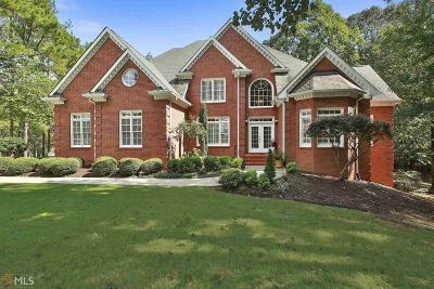 Newnan Single Family Home For Sale: 49 Wisteria Way