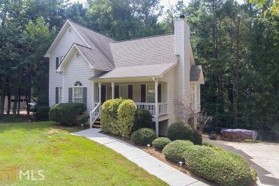 Douglasville GA Single Family Home Under Contract: $182,900