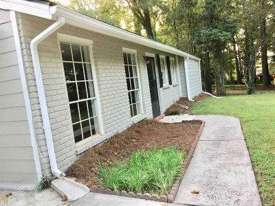 Lawrenceville Single Family Home Under Contract: 3206 Sir Gregory