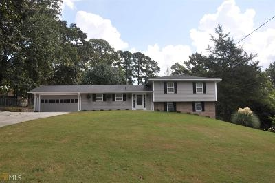 Conyers Single Family Home Under Contract: 3537 Enchanted Lake