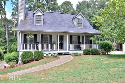 Roswell Single Family Home New: 135 Thompson Pl