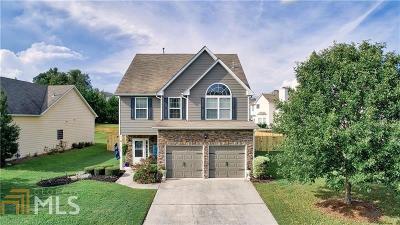 Suwanee Single Family Home New: 320 Blackwood Ln
