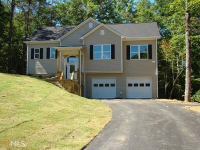 Dahlonega Single Family Home New: 685 Hampton Forest Trl