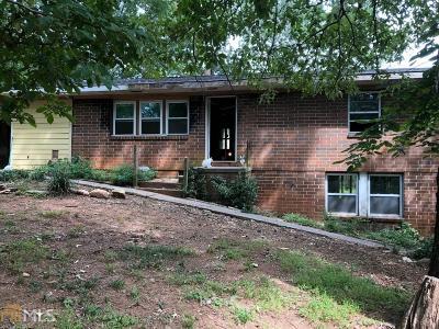 Smyrna Single Family Home New: 4801 Dixon Lake Dr