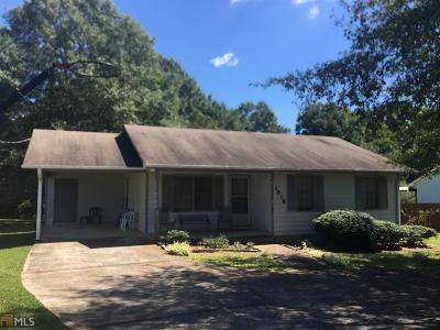 Griffin Single Family Home New: 2818 Jackson Rd #Lot 5