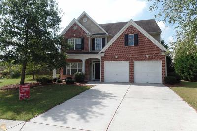 Buford Single Family Home New: 3617 Rip Rap Dr