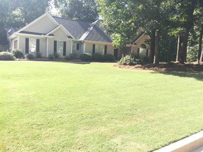 McDonough Single Family Home New: 126 Oakwood Trl